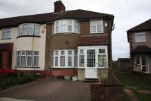 3 bed End of Terrace property in Sarsfield Road, Perivale...
