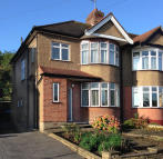 semi detached house in Whitethorn Gardens...