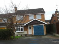 4 bed Detached house in Hamilton Close...
