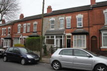 2 bed Terraced house to rent in Somerset Road, Birmingham