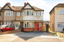 End of Terrace property to rent in Malvern Avenue, Harrow
