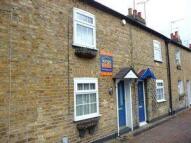 2 bed Terraced home to rent in Hertingfordbury Road...
