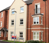Ground Flat to rent in The Nettlefolds, Telford