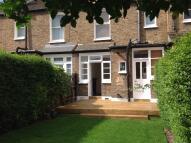 Terraced house in Sandringham Avenue...