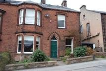 semi detached house in Wordsworth Street...