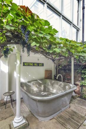 Garden Spa Bath