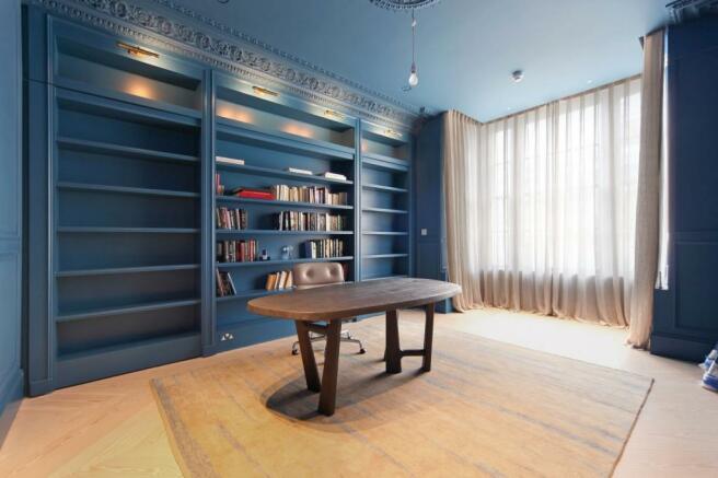 Study/ Bedroom