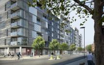 2 bed Apartment in ArtHouse, King's Cross...