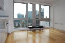 new Flat to rent in Ontario Tower, E14