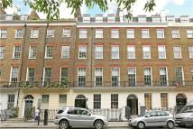 new Flat in Dorset Square...