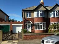 3 bed home to rent in Cyprus Gardens, Blyth...