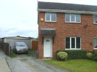 3 bedroom semi detached home in Columbine Close...
