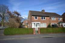 semi detached house in Martinfield Road...