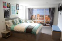 Studio apartment in Maiden Lane, City Centre...