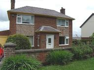Detached house in Fron Park Road, Holywell...