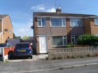 semi detached home for sale in Julius Close, Oakenholt...