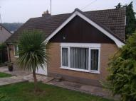 Detached Bungalow in HILLSIDE COURT, Holywell...