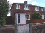 semi detached house in Woodfield Avenue, Flint