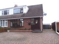 Ffordd Pentre semi detached house for sale