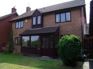 4 bedroom Detached house to rent in FFORDD DOLGOED, Mold, CH7