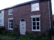 semi detached house to rent in Derwen Villas