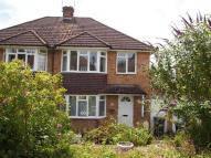 3 bed semi detached property in Crossways Avenue...