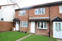 Terraced home for sale in Budgen Close, Crawley...