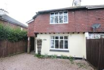 semi detached home in Rowplatt Lane, Felbridge...
