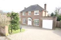 Detached home in Hurst Farm Road...