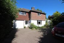Detached house in Halsford Park Road...