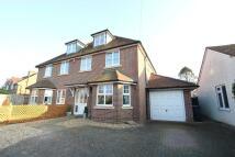 semi detached house in Holtye Road...