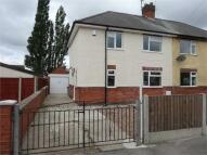 semi detached house in Staunton Road, Newark...