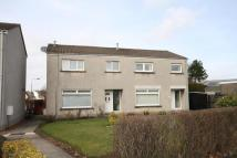 3 bedroom semi detached home for sale in 51 Muir Road, Bathgate