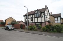 Detached house to rent in Palmers Close...