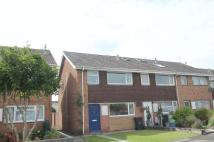 3 bed Terraced home in Mallow Close, Clevedon...