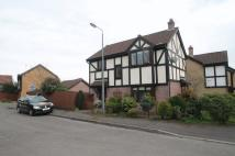 Detached home in Palmers Close...
