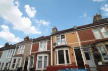 2 bed Terraced house in Elmdale Road, Bedminster...