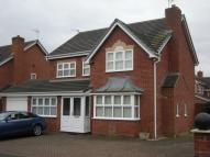 4 bed Detached property to rent in Keble Grove, Walsall