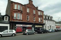 Flat to rent in East Clyde Street...