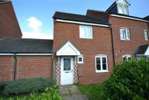 3 bed Terraced home for sale in St. Crispin Drive...