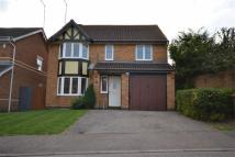 Detached house in Lordswood Close, Wootton...