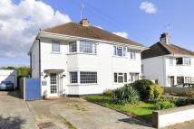 3 bedroom semi detached house in Beeches Avenue, Worthing