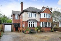 Detached home for sale in Grand Avenue, Worthing