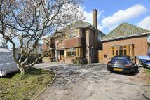 Detached home in Upper Brighton Road...