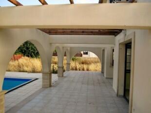 spacious arches