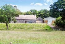 Ynys Y Borde Barn Conversion for sale