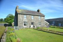 Detached home for sale in Cwmann, Lampeter...