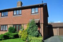 semi detached house for sale in Pontwilym, Brecon, Powys
