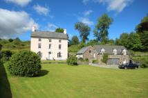 Detached property in Pentre Bach, Brecon...