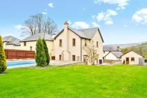4 bedroom Detached property in Lime Tree Close, Brecon...